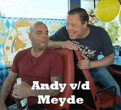 Partybus met andy van der meyde